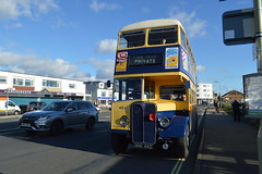 42 AHC442 (PD3.) Tags: 42 ahc442 ahc 442 aec regent bruce eastbourne cpptd city portsmouth preserved transport depot portchester fareham hampshire hants bus buses england uk