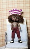 Percy Pumpernickel by Nikki Britt (KarinaKo) Tags: nikki britt percy pumpernickel bjd dolls smalldolls dollsforsale nikkibritt dollset