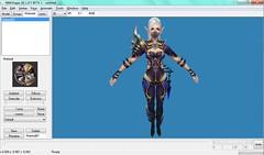 NewClass (Sony 3D Maker Adapter) Tags: sony fashonteam tuservermu muonline skins sets 2017