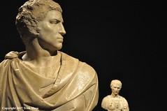 Et Tu Brute? (Trish Mayo) Tags: carraramarble marble sculpture brutus juliusceasar michelangelo metmuseum art metropolitanmuseumofart metropolitanmuseum noncoloursincolour