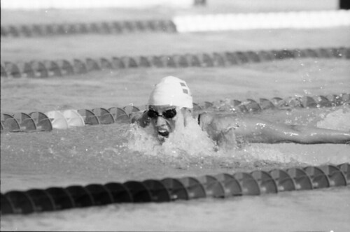 102 Swimming EM 1991 Athens