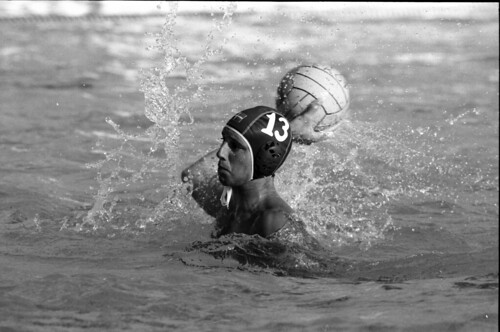 100 Waterpolo EM 1991 Athens