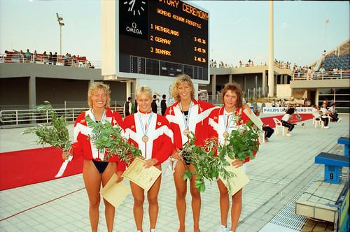 533 Swimming EM 1991 Athens