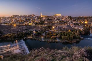 Toledo con sus luces