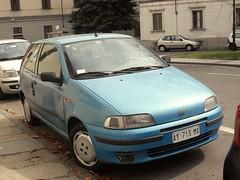 Fiat Punto 85 16v Stile 1998 (LorenzoSSC) Tags: fiat punto 85 16v stile 1998