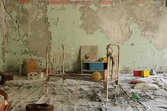 Golden Key Kindergarten (scrappy nw) Tags: goldenkeykindergarten kindergarten nursery childrens abandoned scrappynw scrappy derelict decay forgotten canon canon750d chernobyl chernobyldisaster urbex ue urbanexploration urbanexploring ukraine pripyat