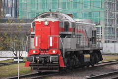 DLA TEM2-086 , Wrocław Główny train station 18.11.2017 (szogun000) Tags: wrocław poland polska railroad railway rail pkp station wrocławgłówny engine locomotive lokomotywa локомотив lokomotive locomotiva locomotora diesel spalinowóz switcher shunter sm48 tem2 tem2086 dla d29132 d29271 d29273 d29276 d29285 d29763 e30 e59 dolnośląskie dolnyśląsk lowersilesia canon canoneos550d canonefs18135mmf3556is