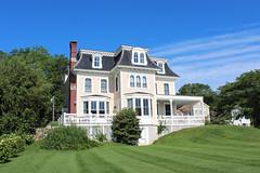 Mystic, Connecticut (russ david) Tags: mystic ct connecticut house home architecture june 2017