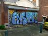 Graffiti (oerendhard1) Tags: graffiti vandalism illegal streetart urban art rotterdam shutter enso enzo ifs
