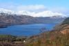 Ben Vorlich and Loch Lomond (La Mon1) Tags: scotland lomond benlomond rowardennan
