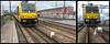 All in a Day's Job.... (Chris 1971) Tags: swan zwaan jong juvenile br186 traxx e186031 gv denhaaghs train trein ns dutchrail nederlandsespoorwegen elektrolok locomotive bombardier