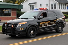 Mercer County Sheriff Office Pennsylvania Ford Police Interceptor Utility (Seluryar) Tags: mercer county sheriff office pennsylvania ford police interceptor utility