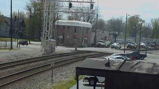 Norfolk Southern freight train (April 2016) (Marion, Ohio, USA) 1