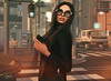 Just another day in the city (NatG loving the light) Tags: nanika doux city avatar secondlife addme urban street posie genesislab