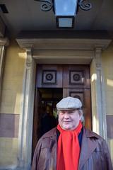 DSC_2705 John Wesley's Chapel City Road London with MGS (photographer695) Tags: john wesley's chapel city road london mgs