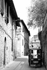 Streets of San Gimignano