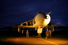 'Training Ops' (andrew_@oxford) Tags: avro vulcan xm655 raf royal air force bomber command cold war reenactors reenactment timeline events