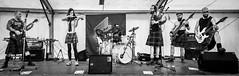 Bugul Noz live 4 (vlapoulle) Tags: live music misician guitar guitare gig concert punk rock band celtic celte bagpipe cornemuse violin violon guitariste kilt
