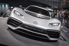 Mercedes-AMG Project One (ccmonty) Tags: 2017laautoshow conventioncenter dtla laautoshow laas losangeles losangelesconventioncenter mercedesbenz mercedesamgprojectone autoshow automobile car cars downtownlosangeles vehicle california unitedstates