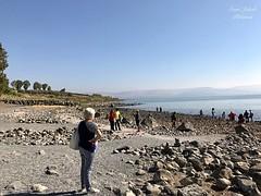 20 - Tabgha - Galileai - tenger / Tabgha - Genezaretské jazero