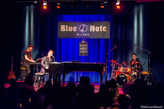 Peter Cincotti @ Blue Note Milano 05-12-2017