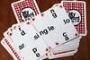 52 in 2017 Challenge - # 23 - Single (crafty1tutu (Ann)) Tags: challenge 52in2017challenge 23single cards cardgame single myword crafty1tutu canon7dmkii canon60mm28macrolens anncameron