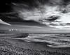 Lyme Regis harbour (Tim Ravenscroft) Tags: beach harbour beachseascape blackandwhite blackwhite monochrome hasselblad hasselbladx1d lymeregis