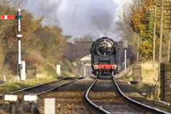IMG_0561-92214 (Roger J Brown) Tags: great centrals railways last hurrah season 18th 19th november 2017 heritage trains steam gcr gala roger brown canon 7d sigma 18250mm 50500mm