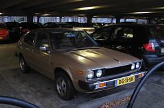 1979 Honda Accord 1600 Hondamatic (rvandermaar) Tags: 1979 honda accord 1600 hondamatic hondaaccord sidecode4 dg11sh rvdm