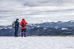Sueños montañeros (Jabi Artaraz) Tags: jabiartaraz jartaraz zb euskoflickr montañeros montaña nieve invierno winter nature gorbea anboto euskadi frío