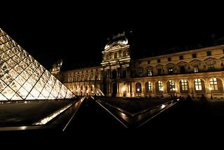 géométrie du Louvre