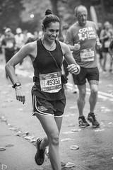 New York City Marathon 2017 (dansshots) Tags: 45355 tcsnewyorkcitymarathon newyorkcitymarathon2017 nycmarathon nycmarathon2017 tcsnewyorkcitymarathon2017 tcsmarathon nyc newyorkcity dansshots blackandwhite blackandwhitephotography blackandwhitephoto marathon nikon nikond750 70200mm newyorkcitymarathon