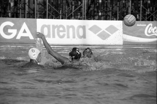 109 Waterpolo EM 1991 Athens