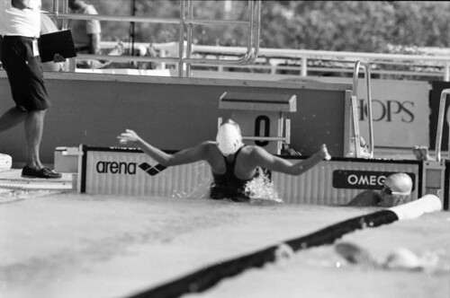 311 Swimming EM 1991 Athens