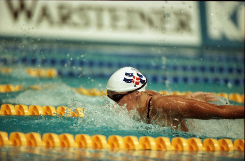 155 Swimming EM 1993 Sheffield