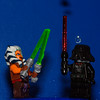 Star wars - The fight (Elisabeth Lys) Tags: lego starwars nikon d7200 droplet gouttes highspeedphotography hightspeedphoto macrophotography macro sigma 105mmf28 vador darkvador