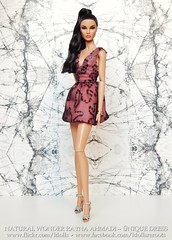 Rayna! (LDolls) Tags: naturalwonderraynaahmadi raynaahmadi it integritytoys wclubluncheoncenterpiece fashionfairytaleconvention nuface jessyayala