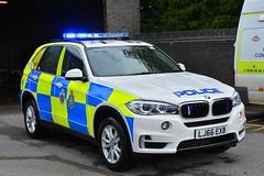 LJ66 EXB (S11 AUN) Tags: durham constabulary bmw x5 anpr police armed response arv roads policing unit rpu 999 emergency vehicle policeinterceptors lj66exb