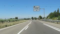 A-23-64 (European Roads) Tags: a23 huesca zuera zaragoza españa aragón spain autovía