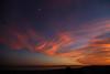 2017_11_25_sb-sunset_056 (dsearls) Tags: sunset blue orange violet red southcoast sky evening dusk pacficocean ocean coast 20171125 cirrus altostratus silhouette santabarbara
