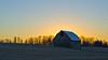 Sunset (ramseybuckeye) Tags: barn buckland holden road santa fe line rd auglaize county ohio sunset rolling hilld pentax art