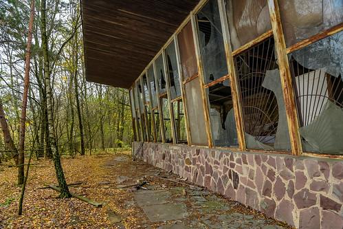 Cafe Pripyat