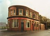 The Mount Vernon pub in red Higsons brewery livery (Towner Images) Tags: liverpool towner england pub mountvernon mountvernonhotel victorian merseyside townerimages demolished demolition