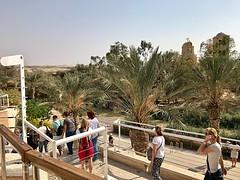 3 - Zarándokok a Jordán folyónál / Pútnici pri rieke Jordán