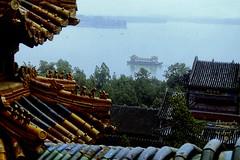Kunming Lake (Jurek.P) Tags: scan pekin beijing summerpalace china chiny lake landscape minoltadynax7000i jurekp