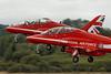 Red Arrows - RIAT 2017 (Airwolfhound) Tags: redarrows riat fairford