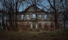 Lampersdorf (Łukasz Małkiewicz) Tags: silesia dolnyśląsk abandoned forgotten decay ruin opuszczone creepy haunted urbex lost manor mansion palace pałac poland