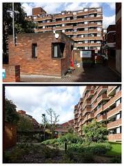 Lillington Garden, Housing, Pimlico, London 5&6 (Iqbal Aalam) Tags: london pimlico councilhousing darbourneanddarke competitionwinner gradeiilisted conservationarea