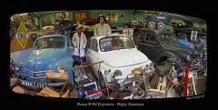 Musee DÁrt Populaire - Migne Auxances (Mike Cordey) Tags: mannequins oldcars france migneauxances museedartpopulaire populaire musee