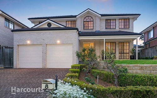 8 Knox Place, Rouse Hill NSW